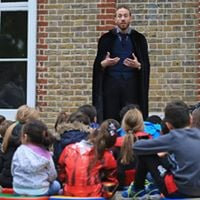 School Holiday Activity - Storytelling with John Kirk