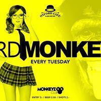 NERD Monkey - Studenten Nacht