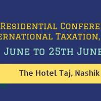 11th Residential Conference on International Taxation 2017