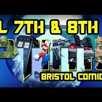 Optimus bristol comic con 3