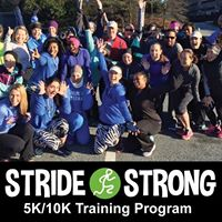Start Your Stride Open Run &amp Stride Strong Kick-off