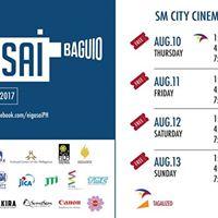 Japanese Film Festival in Baguio