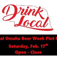 Drink Local Pint Night All Day