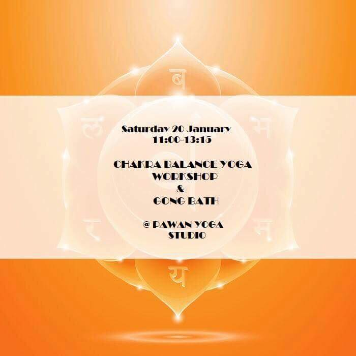 Chakra Balance & Gong Bath