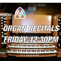 Lunchtime Organ Recitals in December
