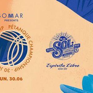 SOMMAR Petanque Championship 1