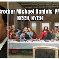 The Secret Supper hidden meanings in DaVincis art.