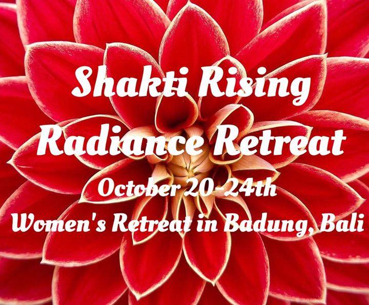 Shakti Rising Radiance Retreat