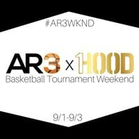 AR3 x 1Hood Basketball Tournament