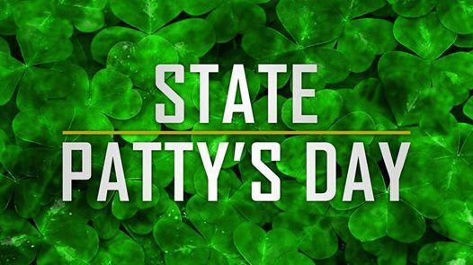 State Pattys Day 2019