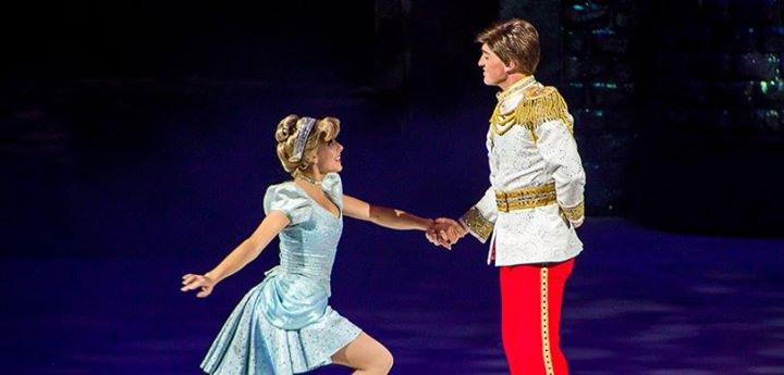 Disney On Ice: Dare To Dream At TD Garden, Boston, MA At TD Garden, Boston