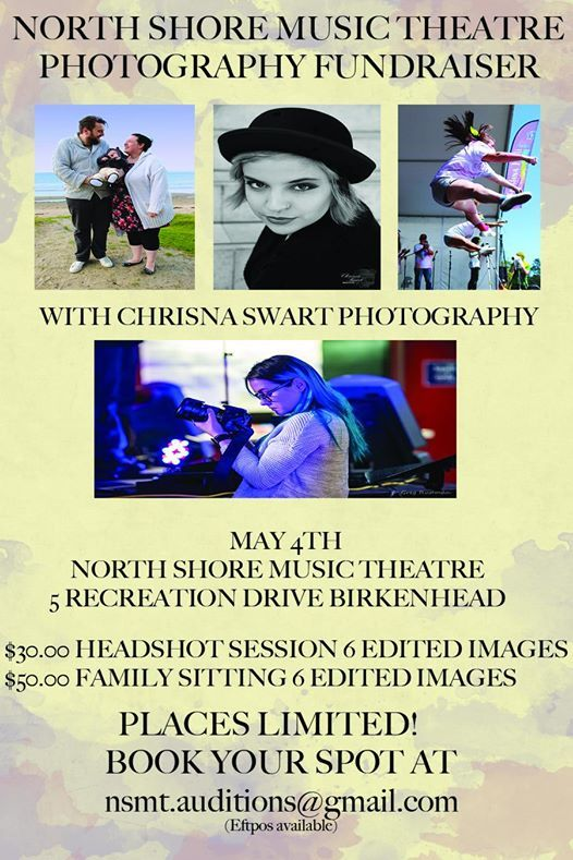Photography Fundraiser