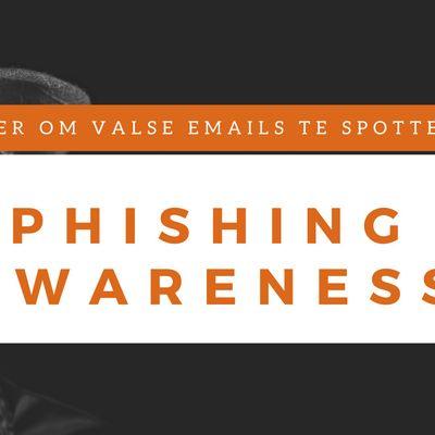 Phishing Awareness Klassikale Training (Nederlands)