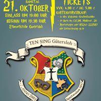 14. TEN SING Show - Einfach Zauberhaft