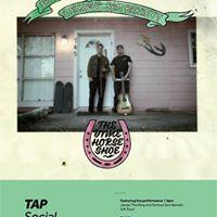 Tap Social Special  Sam Barrett &amp James The Fang (Uk Tour)