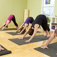 Intro to Yoga 5 Week Series w Deanna