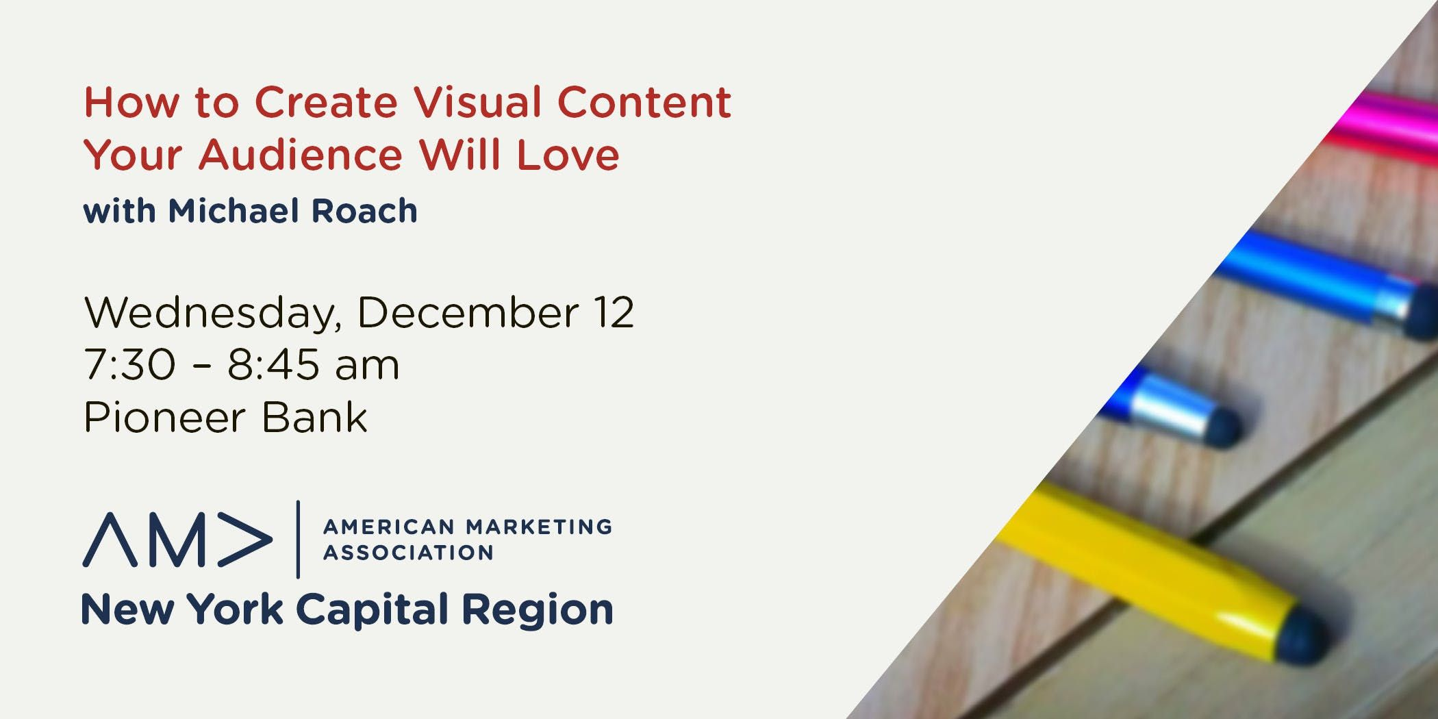 How to Create Visual Content Your Audience Will Love
