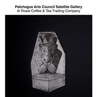 Gargoyles by Ana Castro at PAC Satellite Gallery at Roast