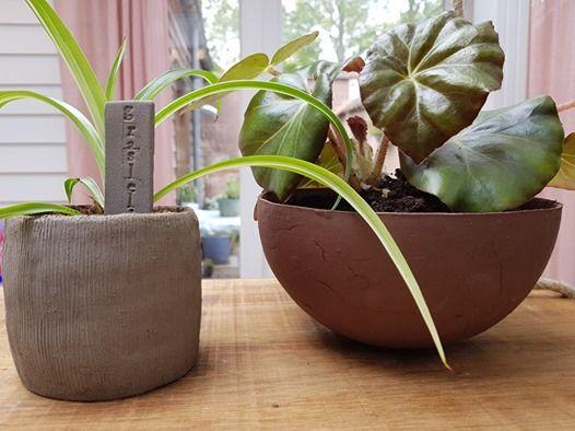 Workshop keramiek voor plantlovers