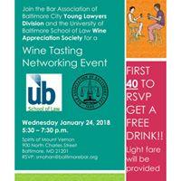 YLD Wine TastingNetworking Event