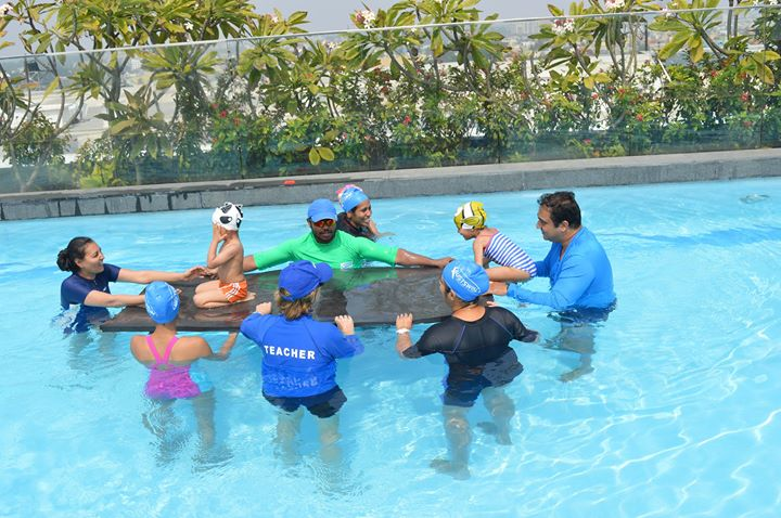 Austswim Teacher of Infant & Pre-school Aquatics