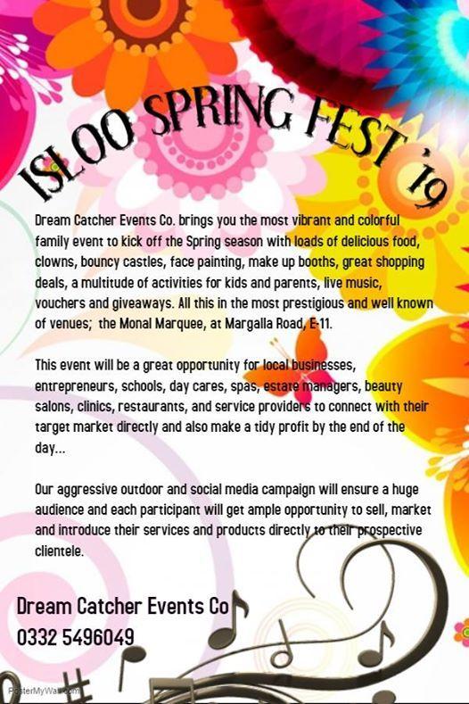 ISLOO Spring FEST 2019