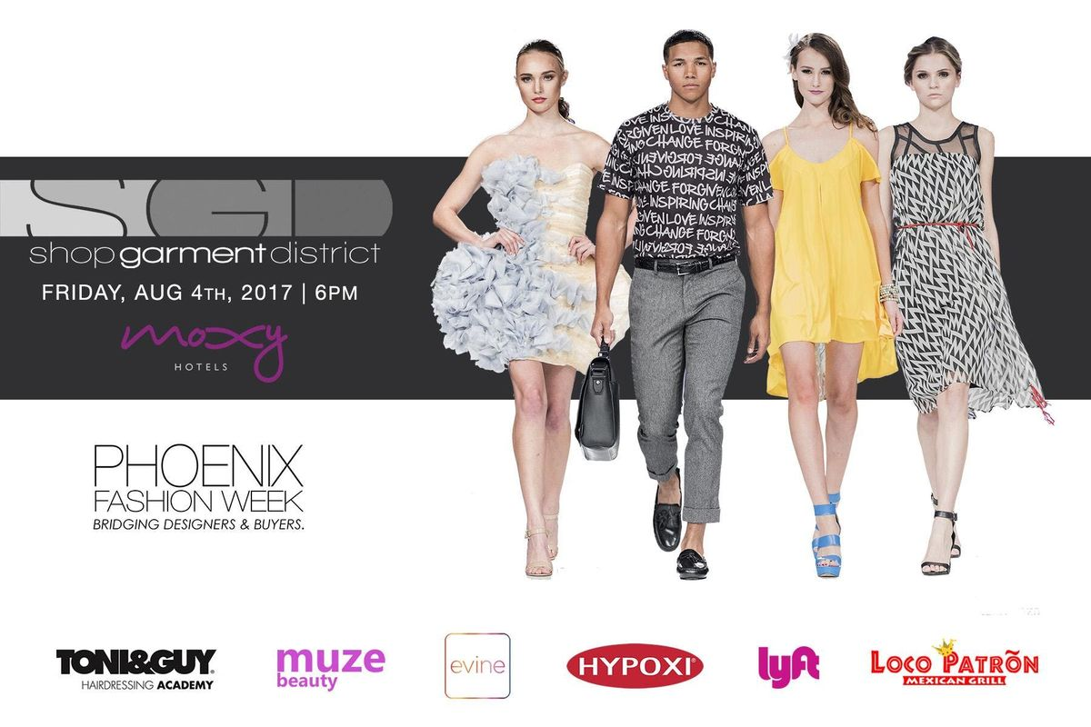 Designer Fashion Show  Shop Garment District