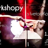 Workshopy s Ivetou Kotlabovou