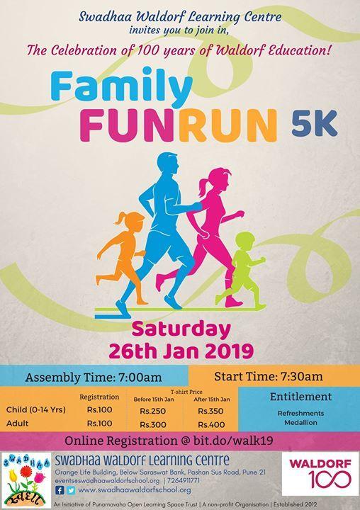 Family FunRun 2019 5K