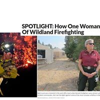Women in Wildland Fire Boot Camp