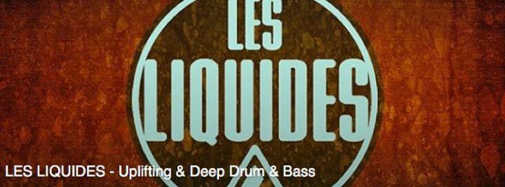 Les Liquides Uplifting Drum And Bass Lockee RaBass 956 At Amis Wohnzimmer Bern