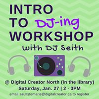 Intro to DJing Workshop