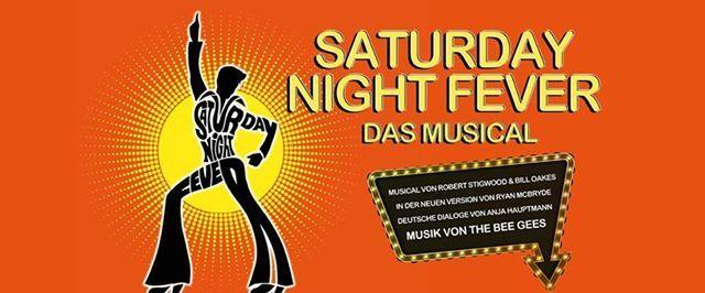 Saturday Night Fever - Das Musical in Bregenz