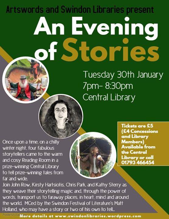 An Evening of Stories