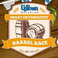 UpTown Waterloo Great Oktoberfest Barrel Race