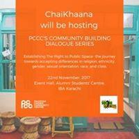 Chai Khana Community Building with PCCC