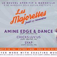 Les Majorettes - Amine Edge &amp Dance