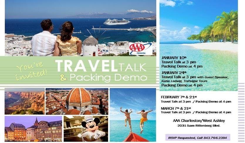Travel Talks with AAA