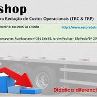 Workshop - Como reduzir os custos operacionais T R C e T R P