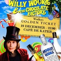 WillyWodka &amp The Chocolate Factory