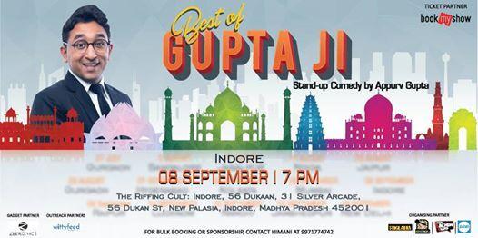 Best of Guptaji - Indore - India Tour