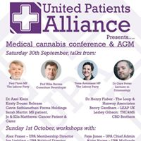 UPA Medical Cannabis Conference &amp AGM