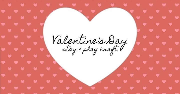 strollerfriends valentines day stay play craft - Orlando Valentines Day
