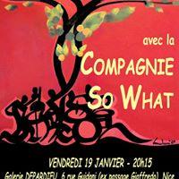 Concert Jazz avec la Compagnie So What