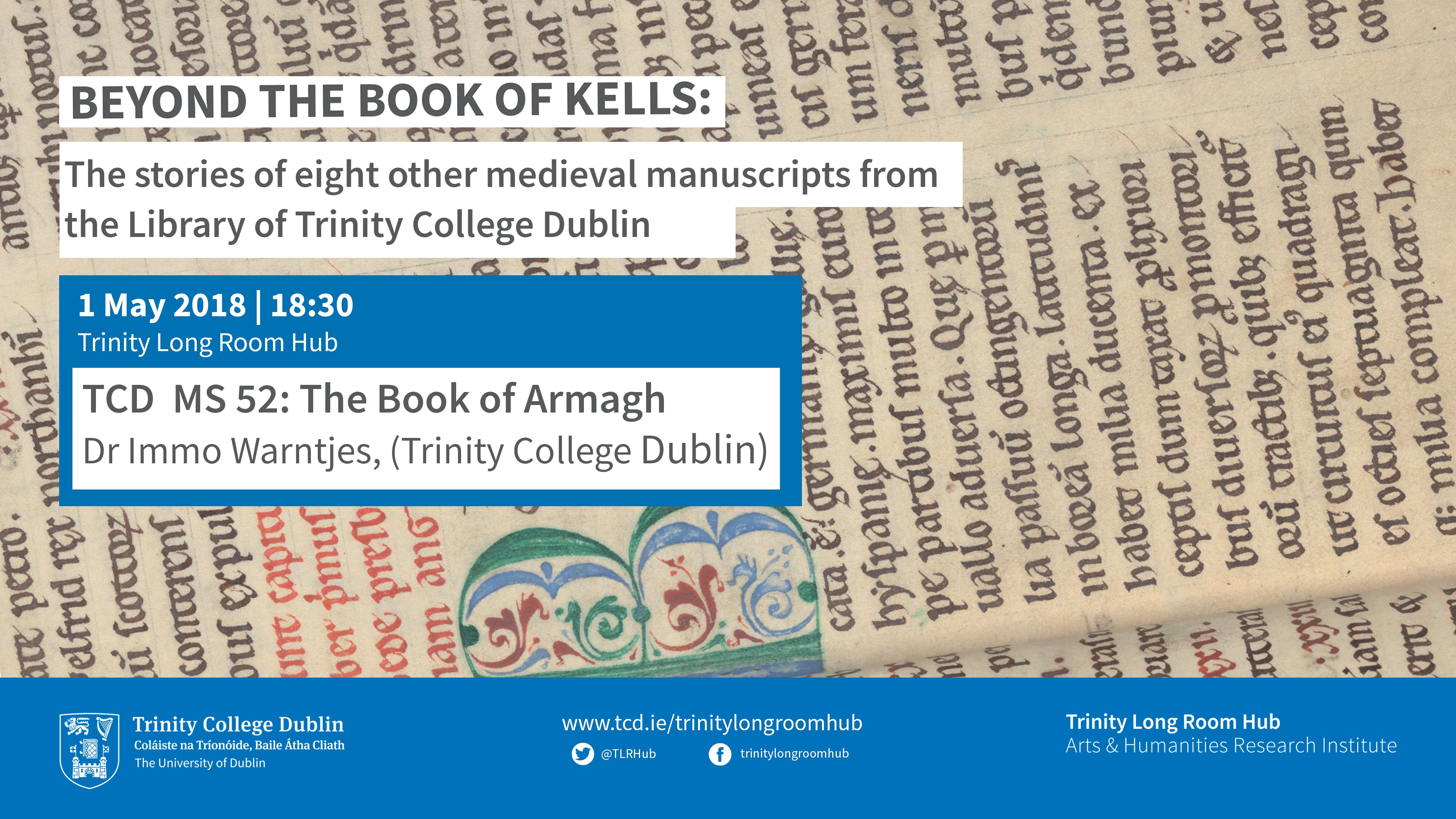 Beyond the Book of Kells The Book of Armagh