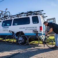 A Day with Trek Travel featuring Gary Fisher