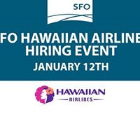 SFO Hiring Event