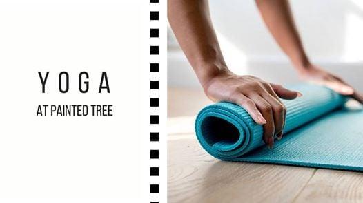 Yoga at Painted Tree