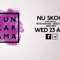 Funkarama  Wed 23 August  Nu Skool