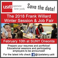 Frank Willard Winter Session &amp Job Fair